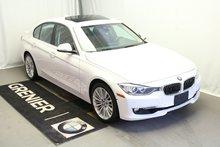 BMW 328i xDrive Groupe Supérieur,Groupe Assistance À La Conduite 2014