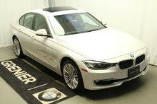 BMW 328i xDrive Groupe de luxe,Bas km,Navigation,0.9% 2015