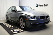 BMW 328i xDrive Groupe Premium,Groupe exécutiveBas kilométrage 2015