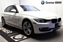 BMW 328i xDrive Sportline,Cuir rouge,Premium package 2015
