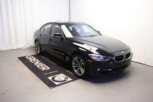 BMW 328i xDrive Sportline,Nav,Cuir rouge,Caméra,Financement 0.99% 2015