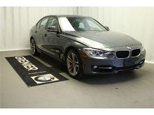 2014 BMW 328i xDrive Groupe premium et ligne sport,a partir de 0,9%