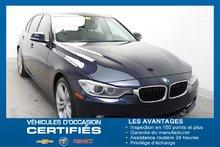 BMW 328i XDrive+LUXURY+NAV+TOIT+CUIR+ROUE 19