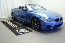 BMW 435i xDrive Cabriolet, M Performance, Premium ameliorer 2016