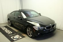 BMW 428i xDrive Financement 0.9%,Groupe premium,Ligne sport 2015
