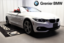 BMW 428i xDrive Convertible,Navigation,Caméra,Accès sans clé. 2015