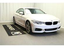 BMW 435i xDrive Groupe premium,M preformance,a partir 0,9% 2014