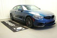 2018 BMW 440i xDrive M performance, édition spécial