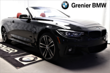 BMW 440i xDrive Convertible,Mperformance,Groupe premium Supérieur 2019