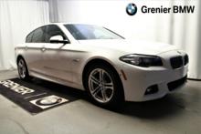 BMW 528i xDrive Mpackage,Groupe Premium,0.9% 2015