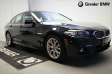 BMW 528i xDrive M package,Groupe premium,Financement 0.9% 2015