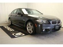 BMW 535d xDrive Diesel, Ligne M, Groupe premium, a partir de 0.9% 2014