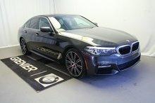 BMW 540i XDrive, Gamme Sport, 2017