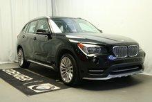 BMW X1 28i xDrive Groupe Supérieur,Volant Chauffant,XLine 2015