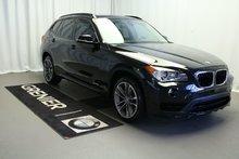 2015 BMW X1 35i,Navigation et toit ,ligne sport