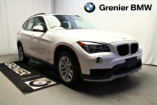 BMW X1 Groupe premium,Financement 0.9% 2015
