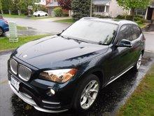 BMW X1 XDrive28i,Navigation,Cuir Véritable,0.9% 2015