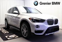 BMW X1 Navigation.HUD,Cuir véritable,Financement 1.99% 2016