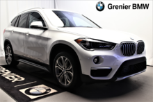 BMW X1 Navigation,HUD,Toit panoramique,Rabais Démo 2019