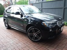 BMW X3 35i Mperformance,Ens Premium et executif 2015
