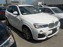 BMW X3 28d Diesel, Msport ,ensemble premium ameliorer 2015