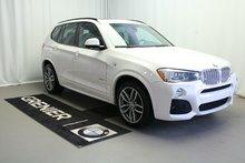 2015 BMW X3 28i M Sport,Toit et Nav ,A`partir de 0,9%