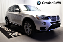 2015 BMW X3 XDrive28i,Bas km,Nav,HarmanKardonFinancement 0.99%