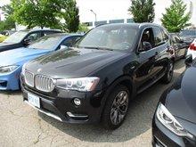 BMW X3 XDrive28d,Navigation,Hud,Harman/Kardon,1.99% 2016