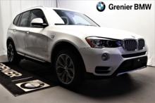 BMW X3 Nav,Harman/Kardon,Hud,Toit panoramique 2017