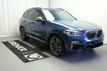 BMW X3 M40i, Ensemble Premium Amelioré, Toit, Navigation 2018