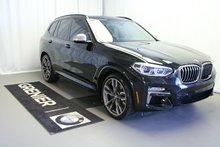 BMW X3 M40i, Ensemble Premium Essentiel, Toit,Navigation 2018