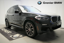 BMW X3 Groupe premium essentiel,Groupe M,Liquidation démo 2019