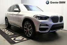 BMW X3 Toit panoramique,20Pouces,Vrai Cuir 2019