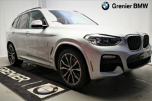 BMW X3 XDrive30i,Groupe Premium essentiel,M sportline. 2019