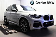 BMW X3 Mpack,Attache Remorque,Groupe Premium essentiel 2019
