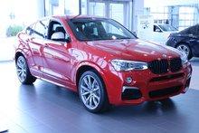 BMW X4 M40i, M Sport, Technologie, Exécutif, Supérieur 2018