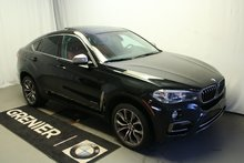 BMW X6 XDRIVE35I Groupe premium,Cuir rouge 2017
