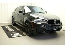 BMW X6 XDrive 35i,groupe premium et Msport ,0.9% 2015