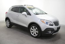 Buick Encore FWD Leather+NAV+CUIR+TOIT+BOSE+B.CHAUF/MM 2015