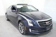 Cadillac ATS COUPE PERFORMANCE AWD 2.0T RARE!+PERFORMANCE+CUE NAV+TOIT 2015