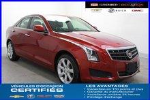 Cadillac ATS SEDAN AWD *CUIR+ TOIT+ SYSTEME BOSE+MAGS 17'' 2014