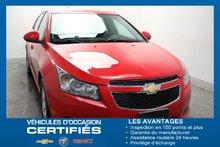 Chevrolet Cruze 2LT+CUIR+BLUETOOTH+ROUE 16'' 2014