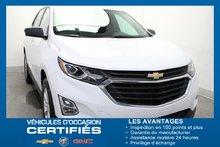 Chevrolet Equinox AWD LS DEM.A.DIST+CAM.REC+ECR TACT 2018