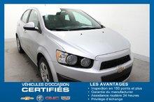 Chevrolet Sonic LS *AIR CLIMATISÉ* 2014