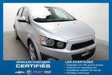 Chevrolet Sonic LT *TOIT CAM.REC DÉM.À.DIST* 2015