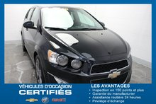 Chevrolet Sonic RS+TURBO+TOIT+CUIR+ROUE 17''+BLUETOOTH 2015