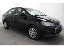 Chevrolet Sonic LT+BANC.CHAUFF+ECRAN.TACT+DEM.DIST 2018
