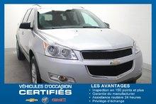 Chevrolet Traverse AWD LS+8 PASSAGERS+AIR CLIM+GP ELEC 2012