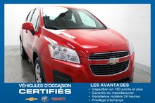 Chevrolet Trax FWD LS+AIR CLIM+GP.ELEC 2014
