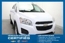 Chevrolet Trax FWD LT DEM.A.DIST+CAM.REC+ECR.TACT 2015